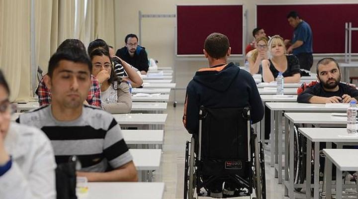 Bedensel engelli yurttaşın atamasına 'zihinsel' engel
