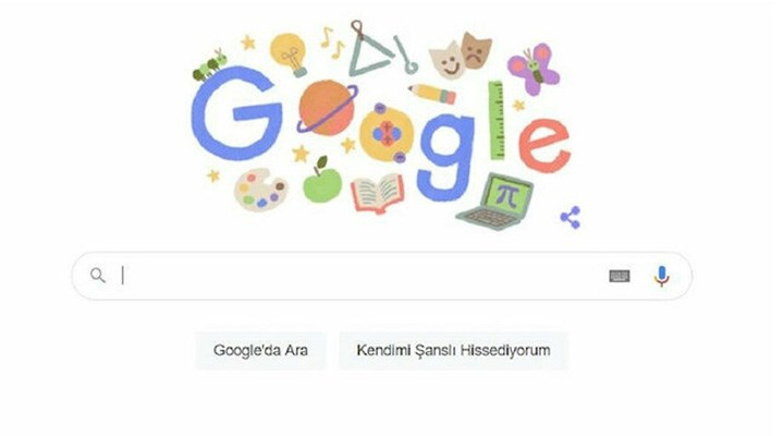 Google'dan 24 Kasım için doodle