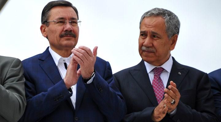 Melih Gökçek'ten Bülent Arınç'ın istifasına yorum: Bence yetmez