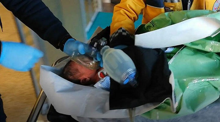 Sivas'ta arsada bulunan yeni doğmuş bebek yaşamını yitirdi
