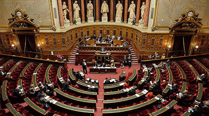 Fransa Senatosu Dağlık Karabağ'ın tanınması kararını kabul etti