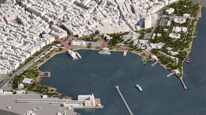 Kadıköy Meydanı için tasarım yarışması başladı: Üç proje oylamaya açıldı