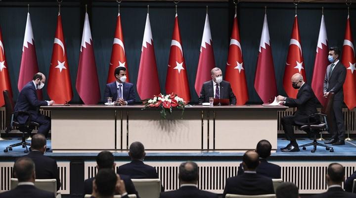 CHP'den Katar ile yapılan anlaşmalara tepki: Oldu olacak Türkiye'nin tapusunu da Katar'ın üstüne