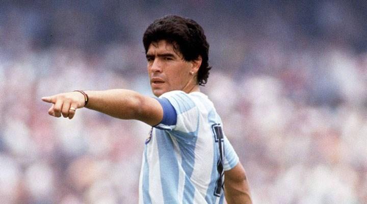 Yıldızlar, Maradona'ya böyle veda etti: Süper kahraman değil, onun gibi olmak istedik