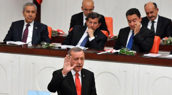 """""""Erdoğan, Arınç'ı 'parsel parsel' tartışmasında görevden almak istedi, Davutoğlu reddetti"""""""