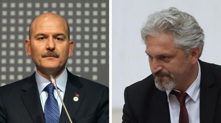 HDP'li Çepni ile Bakan Soylu arasında 'terörist' tartışması