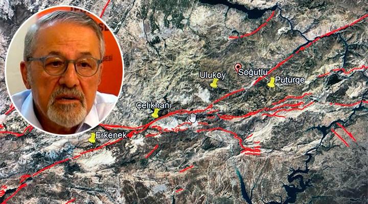 Prof. Dr. Naci Görür'den Malatya'daki deprem sonrası önemli uyarı