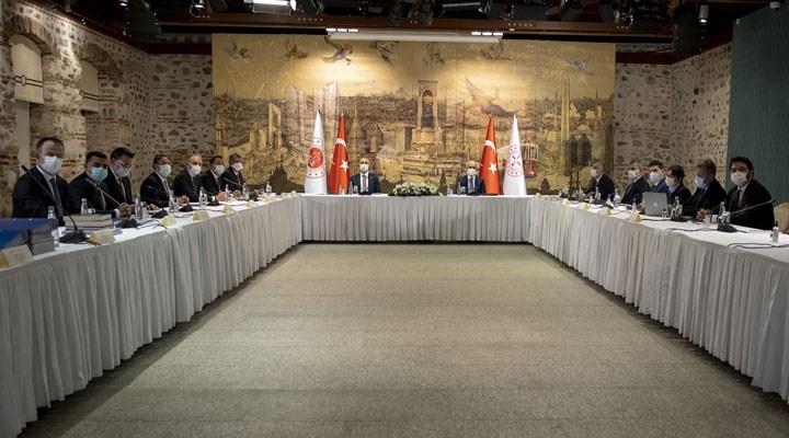 'Rerform' görüşmeleri başladı: İlk durak TÜSİAD