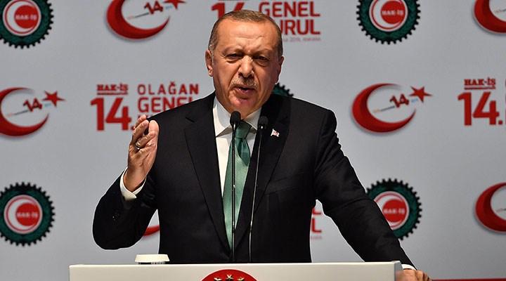 Erdoğan: Bu sene İslam düşmanlığı virüsü ile de mücadele etmek zorunda kaldık