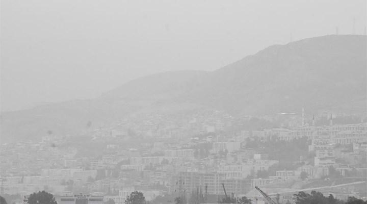 Toz fırtınası uyarısı: Yarın pencerenizi bile açmayın