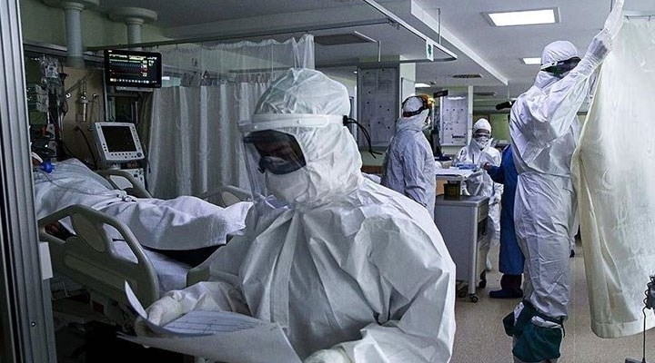 Günlük koronavirüs verileri açıklandı: Ağır hasta sayısı 5 bini aştı, can kaybı yine rekor kırdı!