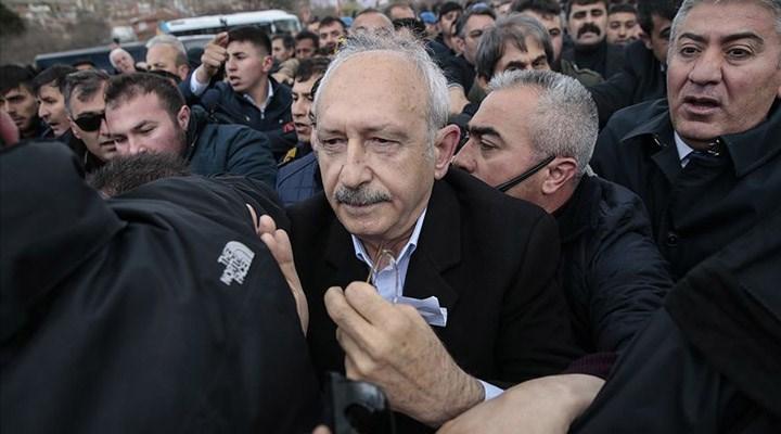 CHP'li Özkoç: Saldırıyı yapanlar Kılıçdaroğlu'nu öldürme kastıyla hareket etti