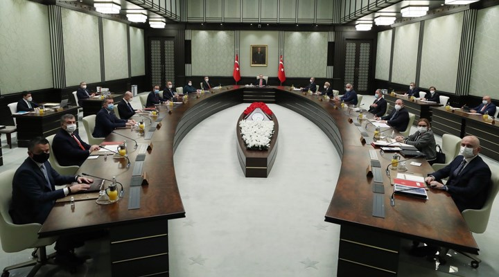 Erdoğan: Hafta içi her gün 21:00 - 05:00 arasında sokağa çıkma sınırlaması uygulanacak