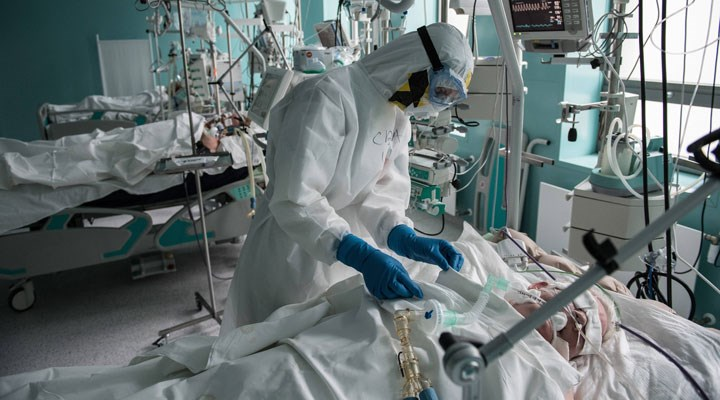 Covid-19'u atlatan vakaların akciğerleri 3 ay sonra yeni bir yöntemle tarandı, hasar tespit edildi