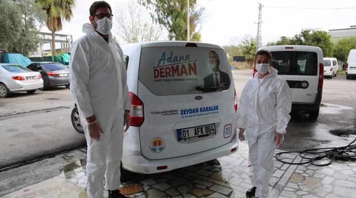 Adana Büyükşehir Belediyesi'nden karantinadaki ihtiyaç sahibi yurttaşlara gıda desteği