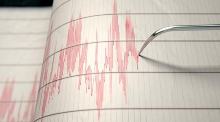 Bingöl'de 3,4 büyüklüğünde deprem