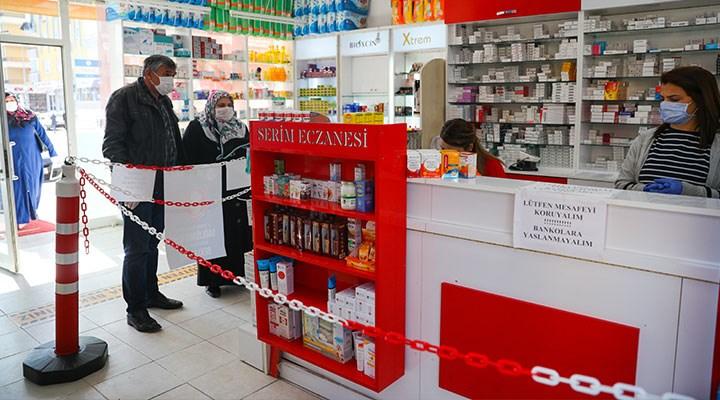 İstanbul Eczacı Odası açıkladı: Sokağa çıkma yasağında nasıl hizmet verilecek?