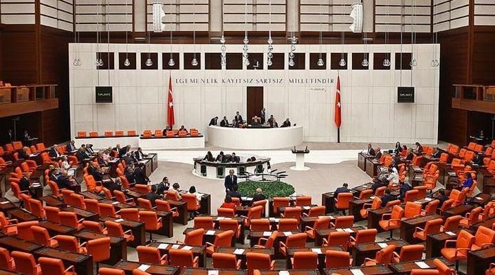 Katar anlaşmalarının araştırılması önergesi AKP VE MHP oylarıyla reddedildi