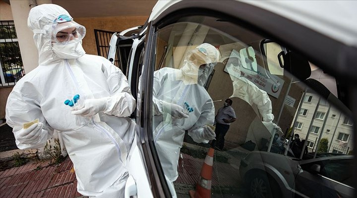 Koronavirüs hastasına ilaç götüren sağlık görevlisine saldırı