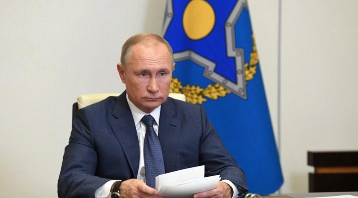 Putin'den talimat: Rusya'da koronavirüse karşı toplu aşılama gelecek hafta başlayacak