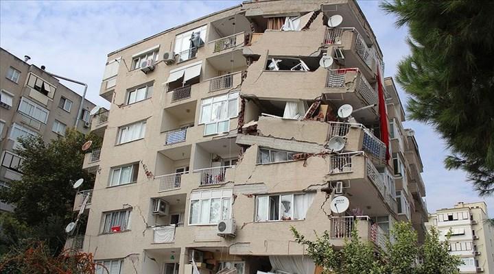 Aftan yararlandı, depremde yıkıldı:İzmir'de aftan yararlanan 42 bina hasar gördü