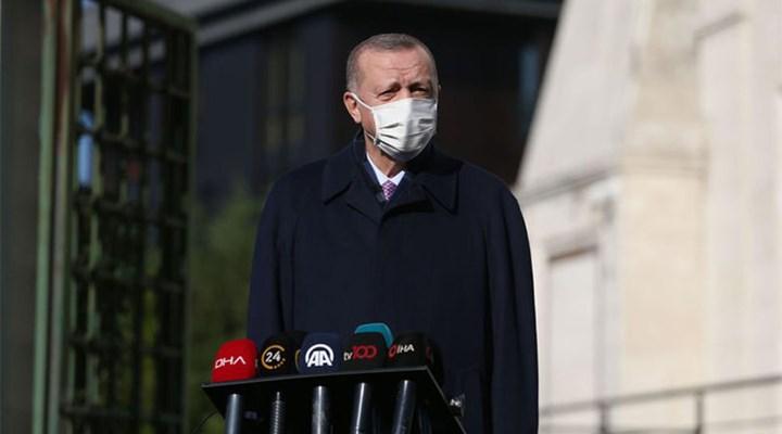 Erdoğan'dan Kılıçdaroğlu'na: Haddini bilmesi lazım