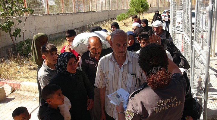 İçişleri Bakanlığı: Kayıtlı Suriyeli sayısı 3 milyon 638 bin 288