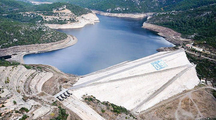 İzmir'de içme suyu alarmı