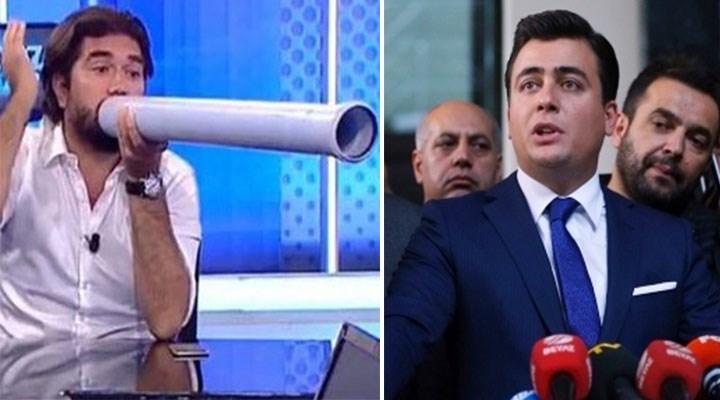 """""""Rasim Ozan Kütahyalı, Osman Gökçek'e 'Param yok, açım' diye ağladı"""""""
