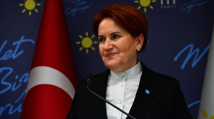 Akşener'den erken seçim yorumu: Erdoğan kışı sevmez