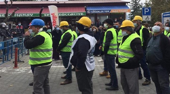 Ermenekli madenciler: Gaz değil emeğimizi istiyoruz