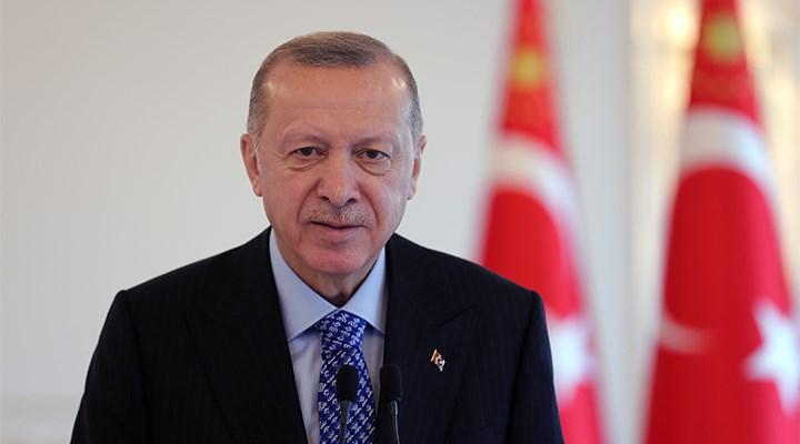 Erdoğan'dan Doğu Akdeniz mesajı: Elimizi havada bırakmamalarını bekliyoruz