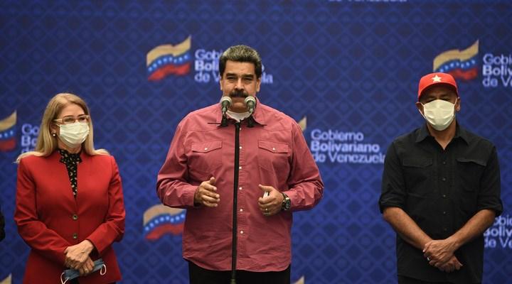 Maduro, parlamento seçimlerinde zafer ilan etti: Demokrasi için büyük zafer