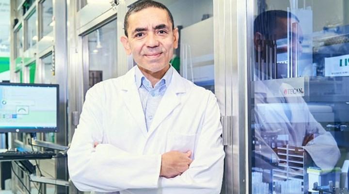 Covid-19 aşısını geliştiren isimlerden Uğur Şahin: 20 yıl içinde kanserle mücadelede devrim olacak