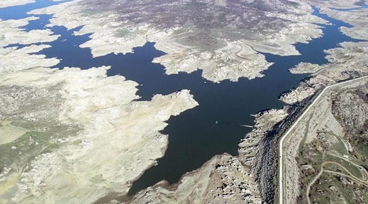 """""""Trakya'da yer altı sularının yüzde 85'i tükendi"""""""
