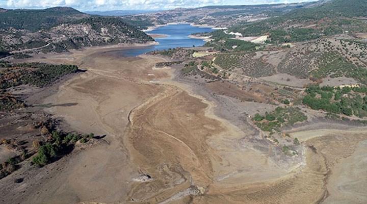 Çanakkale'de baraj boşaldı, su kullanımıyla ilgili yasaklar geldi