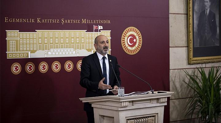 CHP'li Öztunç: Türkiye, siyanür cehennemine dönüştürülmek isteniyor