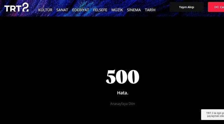 TRT 2, Hasan Ali Toptaş'ın konuk olduğu programı yayından kaldırdı