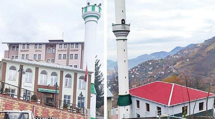 AKP'li belediye, vergi borcuna karşılık iki camiyi Maliye'ye verdi