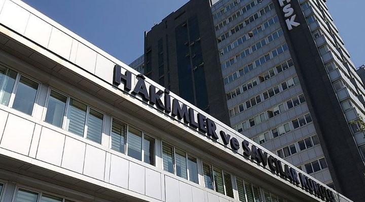 Avrupa Yargı Ağı'ndan HSK'ye sert eleştiri: Tabela kuruma dönüştü