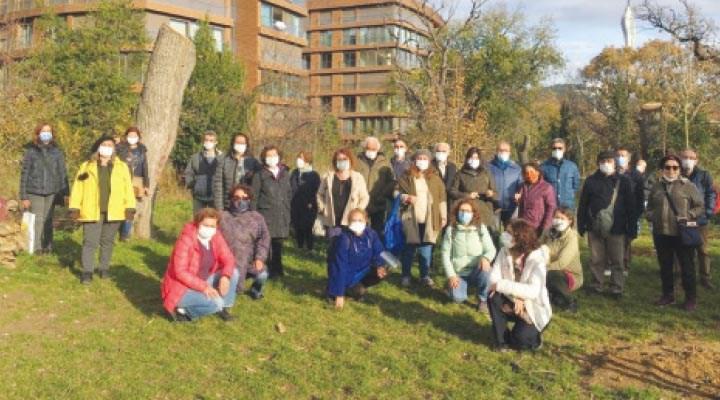 Validebağ Korusu Millet Bahçesi'ne dönüştürülüyor