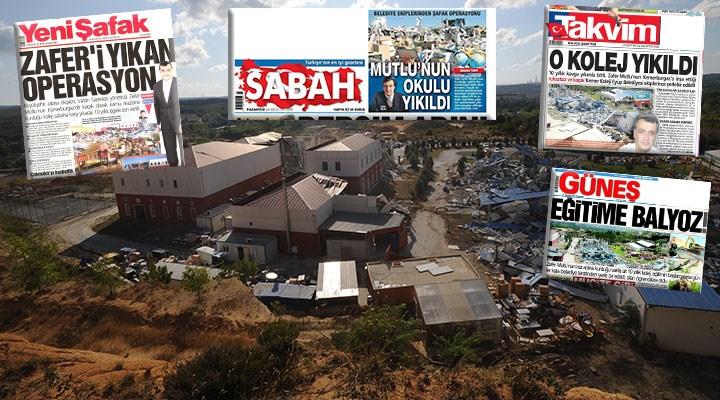 AKP'lİ Eyüpsultan Belediyesi dev okul arazisini satacak: Yıkımın nedeni 'duygusal'mış!
