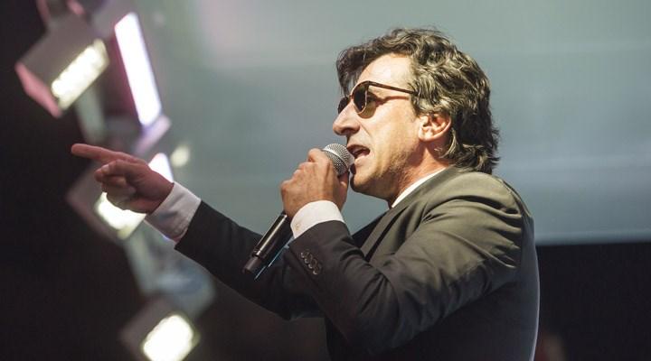 Müzisyen Güleryüz'den Bakan Ersoy'a tepki: Sen bana video gönder, ben sana para göndereyim