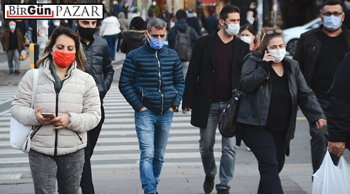 Maske geçicidir asıl olan özgürlük