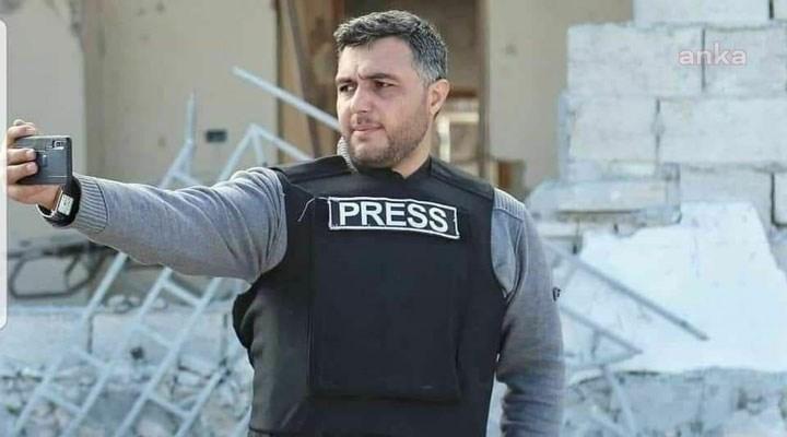 TRT'ye çalışan gazeteci, Suriye'de TSK kontrolündeki El Bab'da öldürüldü