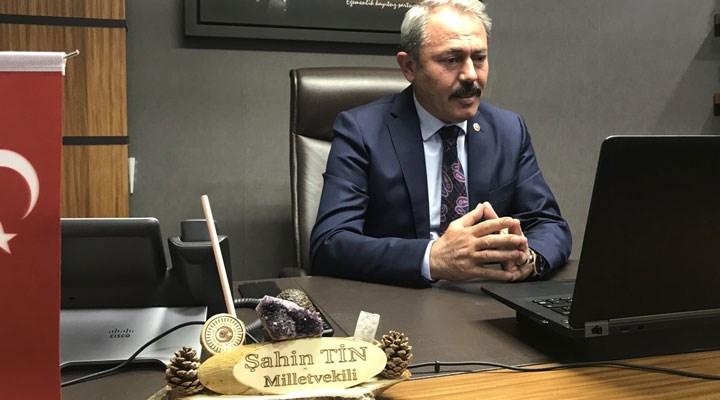 """AKP'li Tin'den, """"Milletin midesine sadece kuru ekmek giriyor"""" sözlerine skandal yanıt"""