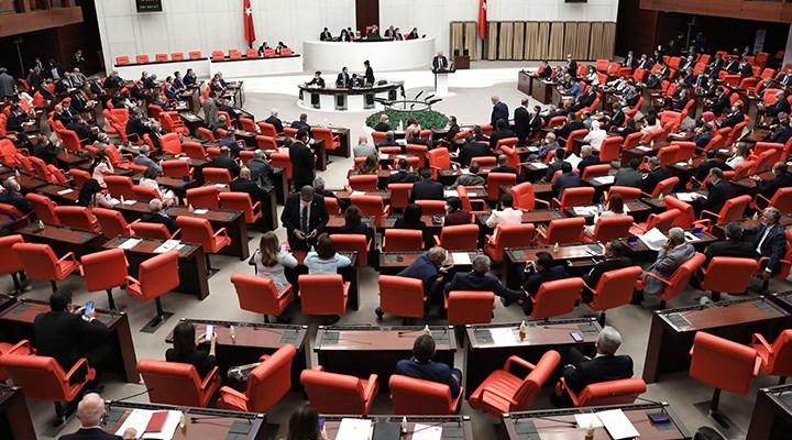 Meclis çalışanlarının sadece yüzde 28'i kadın