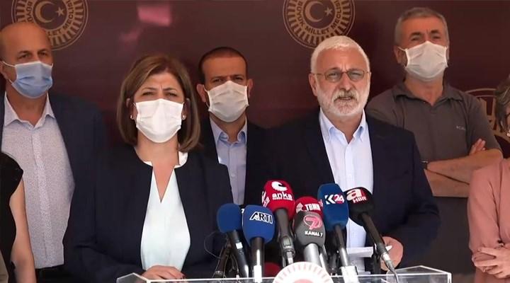 ABD yaptırımlarına karşı ortak bildiriyi imzalamayan HDP'den açıklama