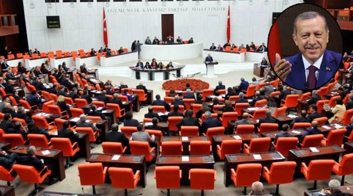 AKP'den kanun teklifi:Cumhurbaşkanına mal varlığını dondurma yetkisi