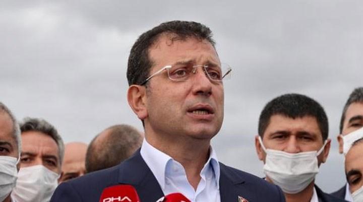 İmamoğlu'dan 'bono tahvili' açıklaması: Hazine onay vermedi